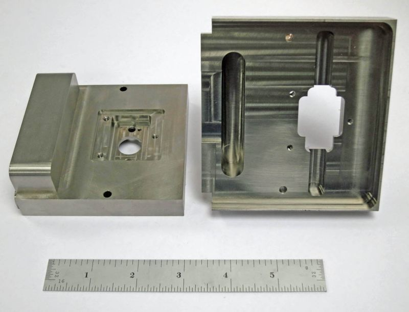Stainless Steel Fixture Covers