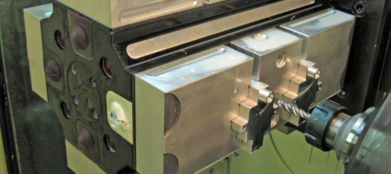 Multi-Axis Vertical & Horizontal Milling